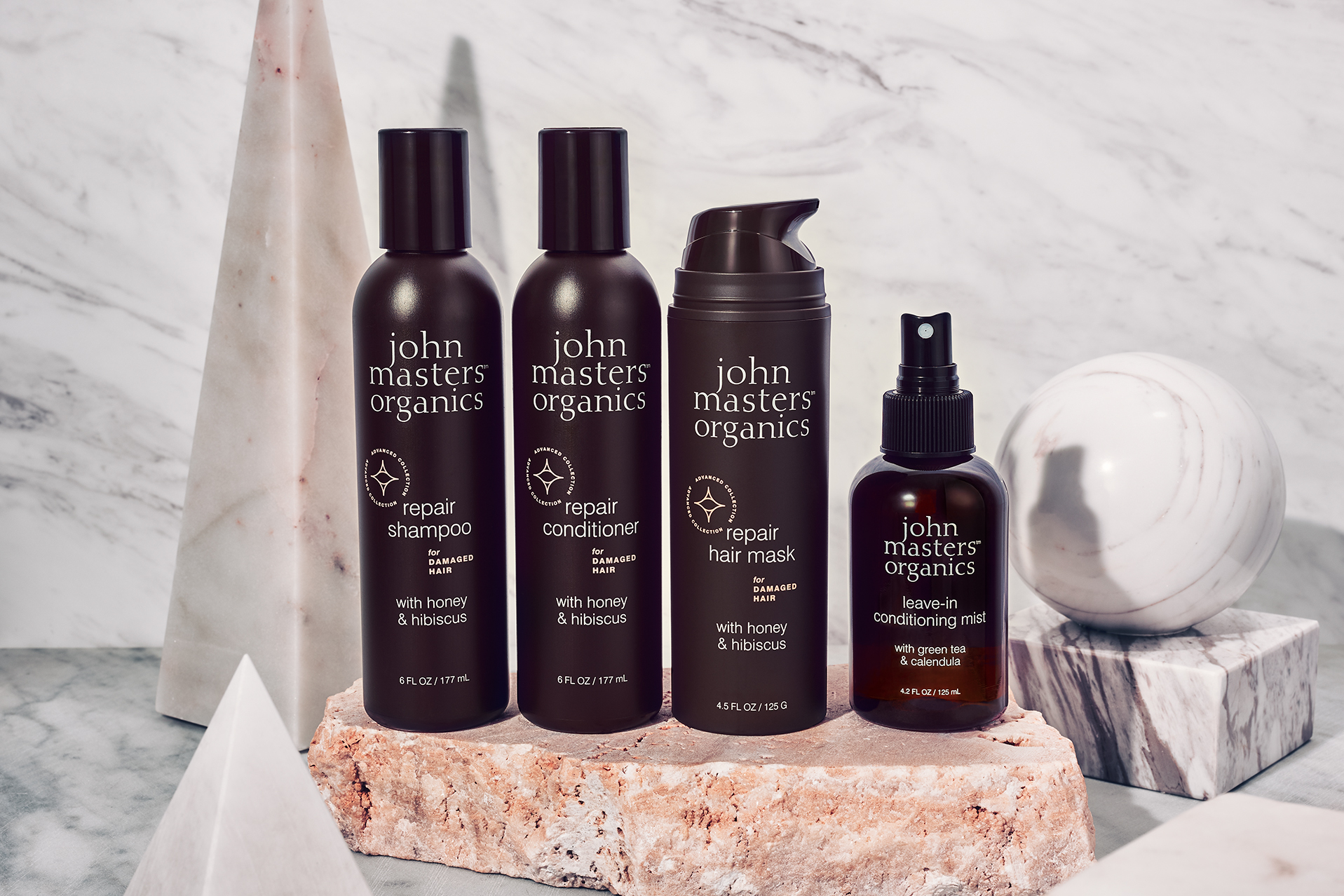 Cosmetic Brand Consulting john masters organics