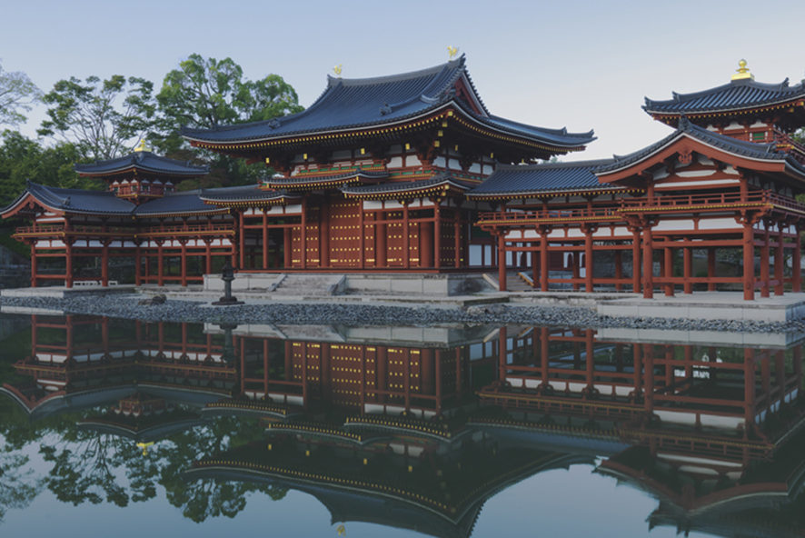 The World Heritage BYODOIN TEMPLE