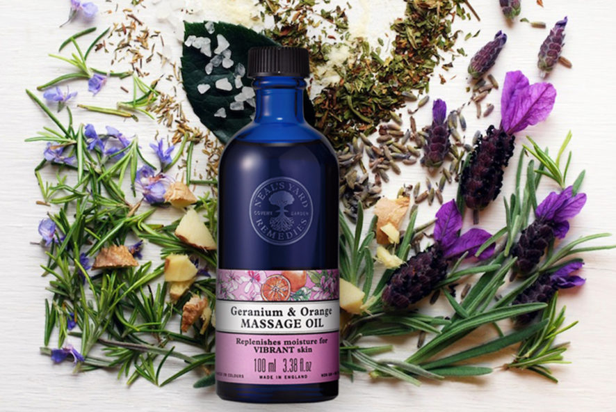 Cosmetics Brand Consulting NEAL'S YARD REMEDIES